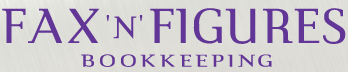 Fax n Figures Bookkeeping Canberra ACT logo